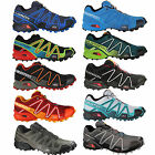 Salomon Speedcross 3 Herren Laufschuhe Outdoor Running Cross Schuhe NEU