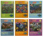 Visual Echo 3D PUZZLES {35 Piece - 15 x 12cm} (Kids/Creative/Gift)
