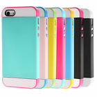 New Ultra Thin Metal Aluminum Bumper Frame Dustproof Shell Case For iPhone 5S 5