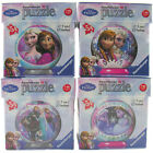 Ravensburger Disney Frozen 3D 54 Piece Puzzle Ball Choice of Designs NEW