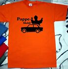 DDR T-Shirt Trabant 601 Pappe-Mobil Trabi Suhl S-3XL MS-H8/16