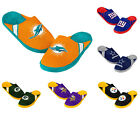 NFL Football Men's Jersey Slippers - Pick Team on eBay