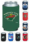 NHL Hockey Can Kaddy Koozie Drink Holder- Pick Team $1.75 USD on eBay