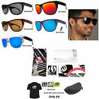 NEW Electric Visual Flip Side  Mens Round Sunglasses Msrp$110