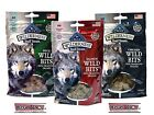 Blue Buffalo Wilderness Wild Bits Dog Treats Natural Healthy USA made Grain Free