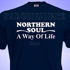 Northern SOUL A Way Of Life MENS T SHIRT for RETRO Music & SCOOTER FANS