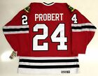 BOB PROBERT CHICAGO BLACKHAWKS CCM VINTAGE RED NHL JERSEY NEW WITH TAGS