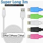 LP MFi Certified Charger & Data Sync USB Lightning Cable F Apple iPhone 6 5 iPad