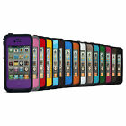 PC Waterproof Shockproof Dirt Proof Durable Case Cover For Apple iPhone 4 4S
