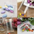 Hot New 50 Cute Clear PCV Pillow Favor Box Wedding Party Favor Gift Candy Boxes