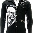 Sz S M L XL 2XL BLACK SABBATH Long Sleeve Shirt Punk Tee Many Size Jbs2