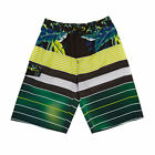 Quiksilver Youth Remix  Boys  Board Shorts - Ag47 Yg Remix Sulphur Spring