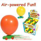 Childrens Kids Balloon Racing Car Kit Party Bag Loot Filler Indoor Outdoor Toy