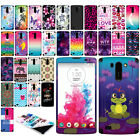 For LG G Vista VS880 G Pro 2 Cute Design VINYL DECAL Sticker Body Phone Cover