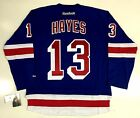 KEVIN HAYES NEW YORK RANGERS REEBOK NHL PREMIER HOME JERSEY NEW WITH TAGS