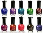 Hot New Kleancolor Glitter Chunky Holo Nail Lacquer Art Polish Free ship
