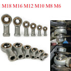 Ball Joint Rod End Bearing M6 M8 M10 M12 M16 M18 Choose Size