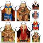 Novelty Apron Funny Rude Adult Cooking Kitchen BBQ Party Cotton Printed Aprons