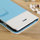 Luxury Leather Flip Cover Credit Card Wallet Stand Case For Apple iPhone 6S 4.7""