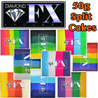 Diamond FX 50g Split Cake Face Paint