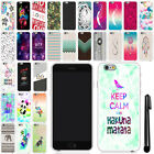 For Apple iPhone 6 4.7 inch Art Design TPU SILICONE Rubber Case Cover + Pen