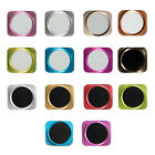 Multicolor Home Button Menu Button Repair Part  For Apple iPhone 5 5S Style