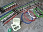 BMX Gyro Brake Cables (COMPLETE SET) + Pedals (GLOW IN THE DARK) Bike Rotor