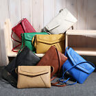 Retro Women Satchel Cross Body Messenger Bag Vintage Shoulder Bag Casual Handbag