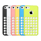 Colorful Hybrid Rugged Soft Protective Case Cover Skin For iPhone 5C