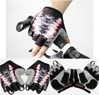 XINTOWN Outdoor Sports Cycling Bike Bicycle Shockproof GEL Half Finger Gloves