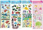 Assorted STICKER Packs (70+ Stickers) Girls/Boys Themes (Reward/Fun/School/Work)