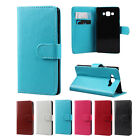 Luxury Stand Leather Wallet Flip Cover Case For Samsung Galaxy A5 Tide