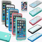 For iPhone 6 /6 Plus New Wrap Up Phone Case Cover with Built In Screen Protector