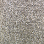 Lisco Silver Grey Carpet Remnants Roll Lounge Bedroom Stairs Cheap 4m Wide