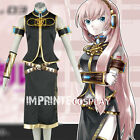 Vocaloid Megurine Luka Cosplay Costume Anime Full Set FREE P&P