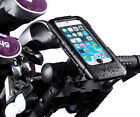 Golf Quick Release Handlebar Mount + Waterproof Case for Apple iPhone 6 6s 4.7