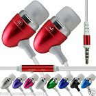 Stereo Sound In Ear Hands Free Headset Head Phones+Mic✔Vodafone Smart prime 6
