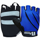 Weight Lifting Gloves Gym Exercise Fitness Body Building Gloves Padded Palm