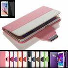 NEW Luxury Leather Wallet Flip Case Kickstand Cover Skin For Samsung Galaxy S6