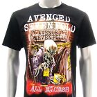 Sz S M L XL XXL 2XL Avenged Sevenfold A7X T-shirt  Black Many Size Av87