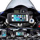Motorcycle Fork Stem Mount with Extender + Waterproof Case for iPhone 6 4.7