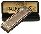 Tombo Folk Blues Diatonic Harmonica Mouth Organ