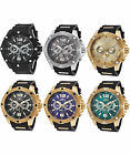 Men's INVICTA I-Force 50mm Stainless Steel Watch