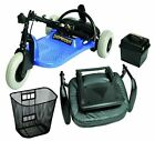 Shoprider ECHO 3 Travel Mobility Scooter 3 Wheel Travel Scooter Portable Light