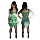 Women's Kreepsville 666 Night of The Living Dead Tank Dress Zombies Apocalypse