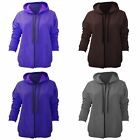 Gildan Ladies / Womens Heavy Blend Full Zip Hooded Sweatshirt /Hoodie