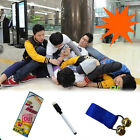 New Arrival Running Man SBS Korea Name Plate Name Tag Writing Pen Bell Toy-0162