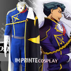 Code Geass Jeremiah Gottwald Cosplay Costume Full Set FREE P&P