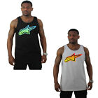 Alpinestars Men's Passive Tank Top Shirt Motocross Bodybuilding