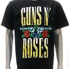 Sz M L XL XXL 2XL Gun n Roses T-shirt Men Slash Rock Punk Reckless Road Gn72